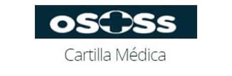 cartilla medica ososs